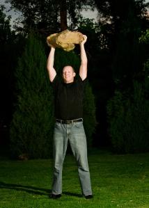 Josh Hanagarne, World's Strongest Librarian
