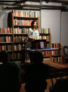 Jill McCorkle reads Life After Life