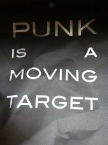 Punk Is A Moving Target